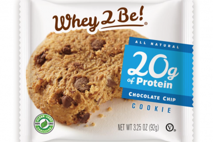 Whey 2 Be Cookie Package Design - DePersico Creative